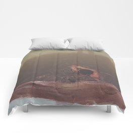 Watching over  Comforters