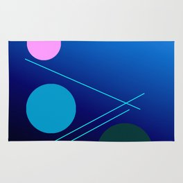 The 3 dots, power game 18 Rug