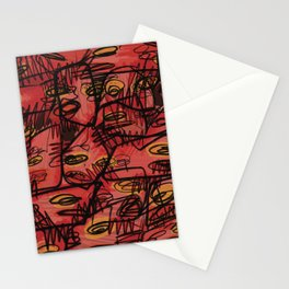 *ABSTRACT_A Stationery Cards