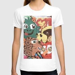 Glitchy Memory 01 T-shirt