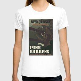 CPS: Pine Barrens, NJ T-shirt