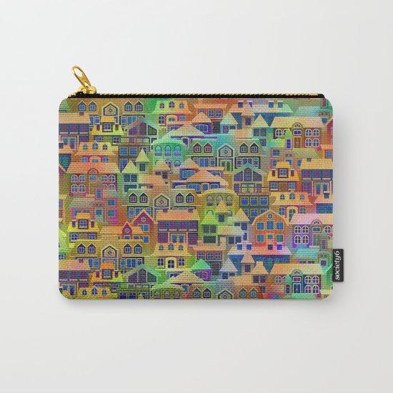 Fairytale City #2 Carry-All Pouch