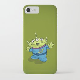 Toy Story | Pizza Planet Alien iPhone Case