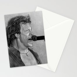 Jon Bon Jovi      Stationery Cards
