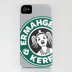 Ermahgerd, Kerfer! iPhone (4, 4s) Slim Case
