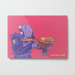 _shutd0wn-r Metal Print