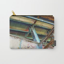 Beams and Girders - Charles River Overpass Carry-All Pouch