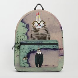 Time Rabbit I Wanna Backpack
