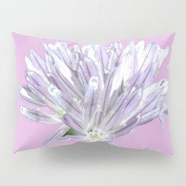 Flower | Pink Chive Floral | Nadia Bonello Pillow Sham