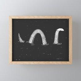 Nessie Framed Mini Art Print