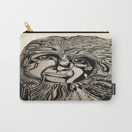 Female Sasquatch Series Clan Leader Carry-All Pouch