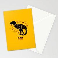 Dino Deli Stationery Cards