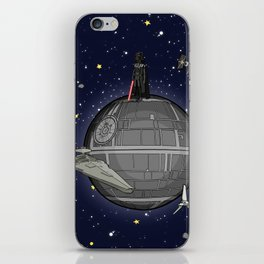 Le Petit Sith iPhone Skin