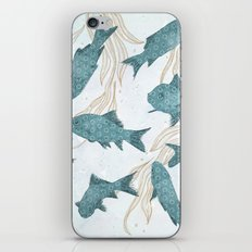 Bluefish iPhone & iPod Skin