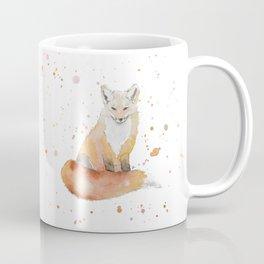 The Wise Fox Coffee Mug