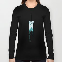 The Buster Sword Long Sleeve T-shirt