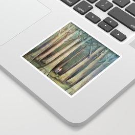 Forest Sticker