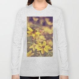 Summer  Bee Long Sleeve T-shirt