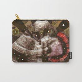 Punk Rock Ultrasound Carry-All Pouch