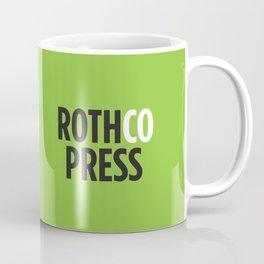 Rothco Press Logo Coffee Mug