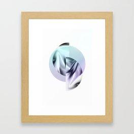 Abstract Gradient Framed Art Print