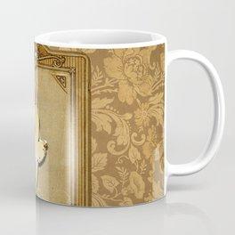 Golden ballerina Coffee Mug