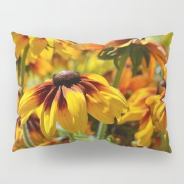 Flower meadow 128 Pillow Sham