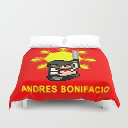 16-bit Andres Bonifacio Duvet Cover
