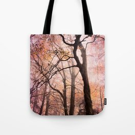 fairytale forest Tote Bag