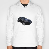 italian Hoodies featuring Italian-Car by helsch photography
