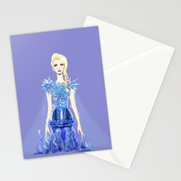 If Elsa went to the Oscars Stationery Cards