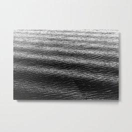 Waves of Energy Metal Print
