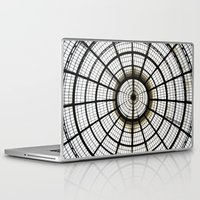 milan Laptop & iPad Skins featuring Milan by Alev Takil