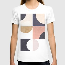 Geometric Moontime 1 T-shirt