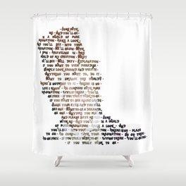 Pure Imagination Shower Curtain