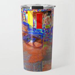 Glass Of Milk [A Simple Contstraint Series] Travel Mug