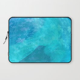 ghost in the swimming pool #003 Laptop Sleeve