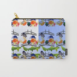 Sharks & Jellies Carry-All Pouch