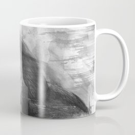 Tower Raven Coffee Mug