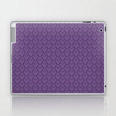 Purple Mickey Mouse Laptop & iPad Skin