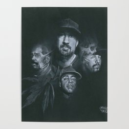 Stoned Raiders Poster