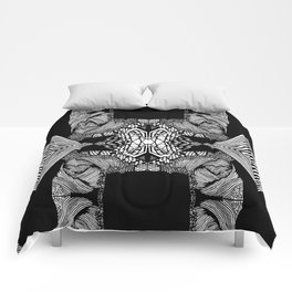 Zentangle #20 Comforters