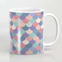 Mermaid Quilt Coffee Mug