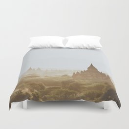 Bagan III Duvet Cover