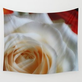 Floral Perfection Wall Tapestry