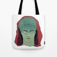 stiles Tote Bags featuring Stiles by xxdanaja