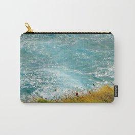 Irish sea Carry-All Pouch