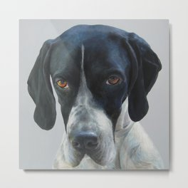 Dog II Metal Print