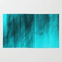 Blue Ice I Rug