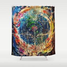 Heaven on Earth Shower Curtain